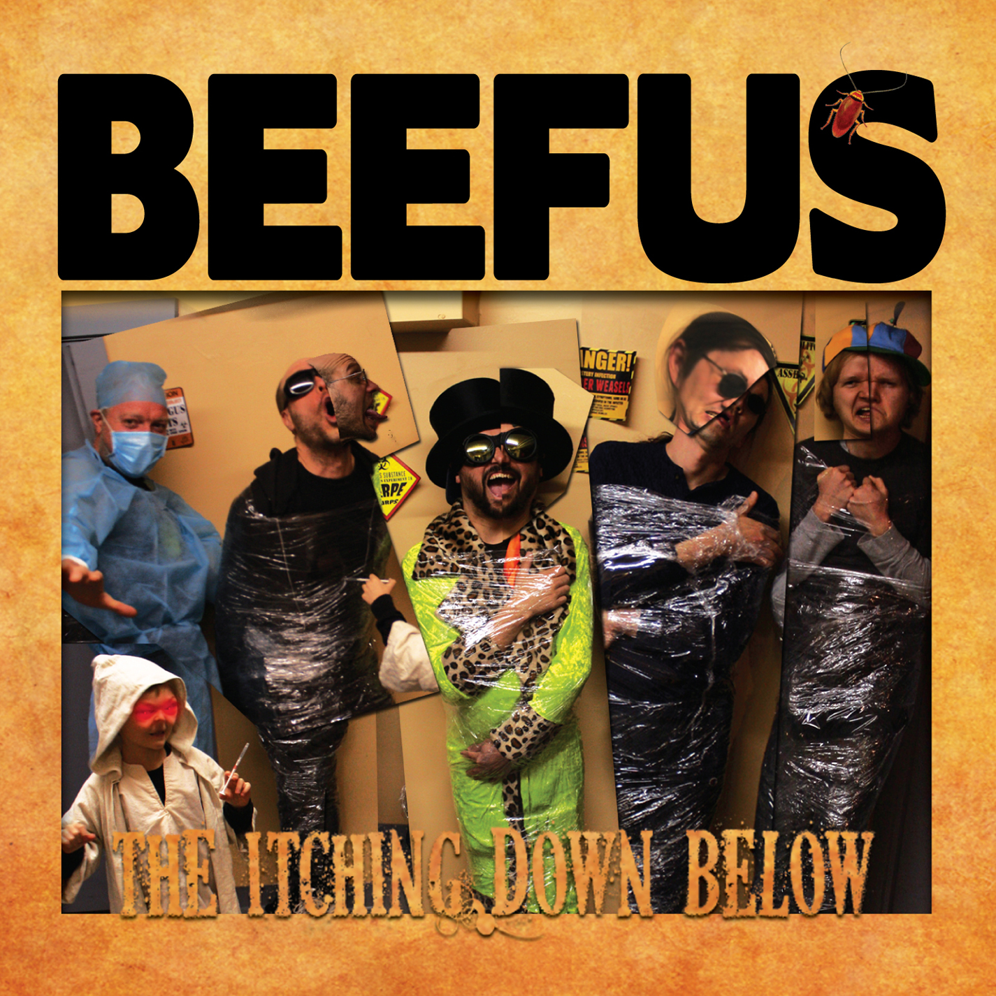 BEEFUS- 'The Itching Down Below'