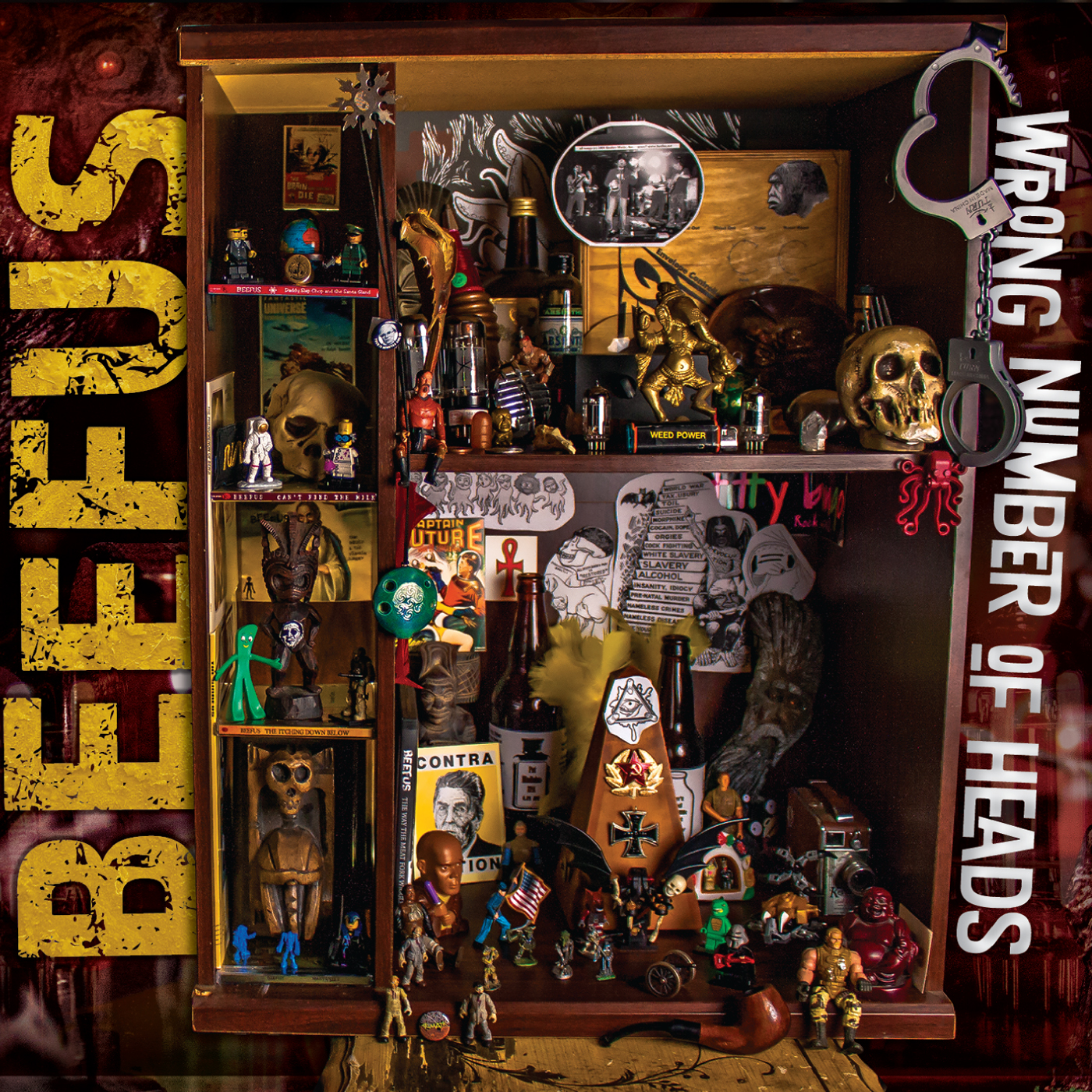 BEEFUS- 'Wrong Number of Heads'